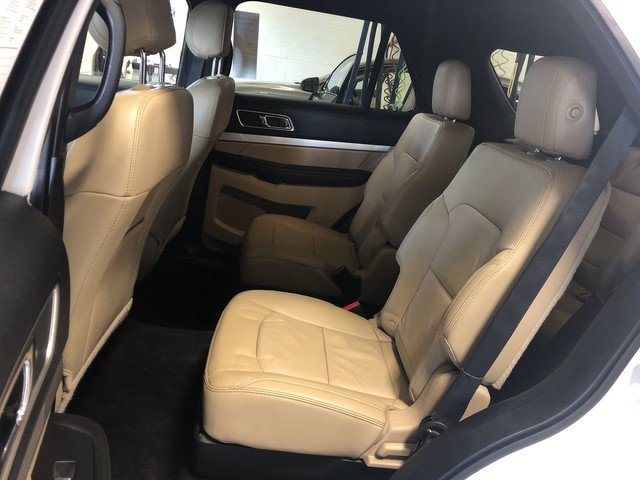 2016 Ford Explorer XLT 2.3L 4-Cyl Engine Automatic 4 Door 4X4