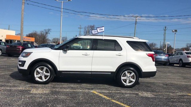 2016 Ford Explorer XLT 4X4 4 Door 2.3L 4-Cyl Engine Automatic SUV