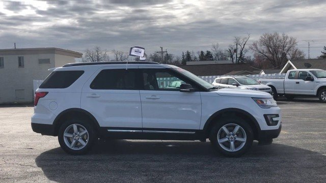 2016 Ford Explorer XLT 2.3L 4-Cyl Engine Automatic 4 Door
