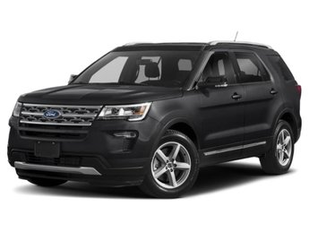 2019 Ford Explorer Sport SUV 4 Door 4X4 Automatic