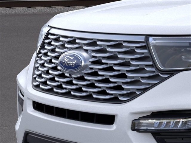 2020 Ford Explorer Platinum SUV 3.0 L 6-Cylinder Engine Automatic