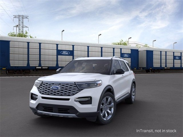 2020 Ford Explorer Platinum SUV 3.0 L 6-Cylinder Engine AWD