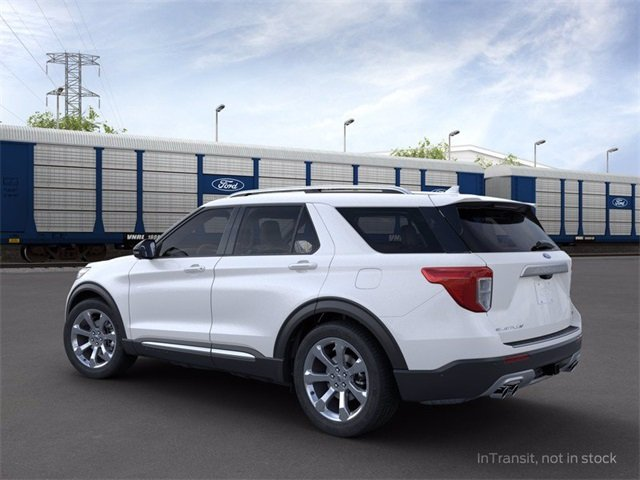 2020 Ford Explorer Platinum AWD Automatic SUV 4 Door 3.0 L 6-Cylinder Engine