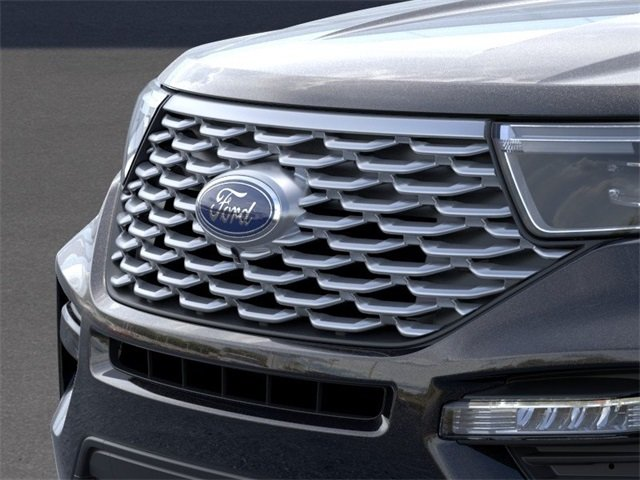 2020 Agate Black Metallic Ford Explorer Platinum 4 Door 3.0L 6-Cylinder Engine SUV 4X4 Automatic