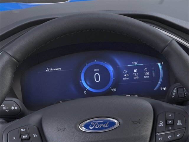 2020 Velocity Blue Metallic Ford Escape SE Sport Hybrid Automatic (CVT) 4 Door SUV FWD