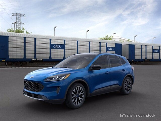 2020 Ford Escape SE Sport Hybrid FWD 4 Door SUV