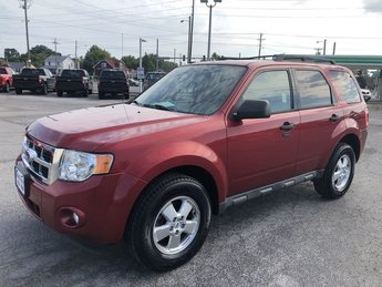 2012 Toreador Red Metallic Ford Escape XLT 2.5L I4 Duratec Engine Automatic SUV FWD