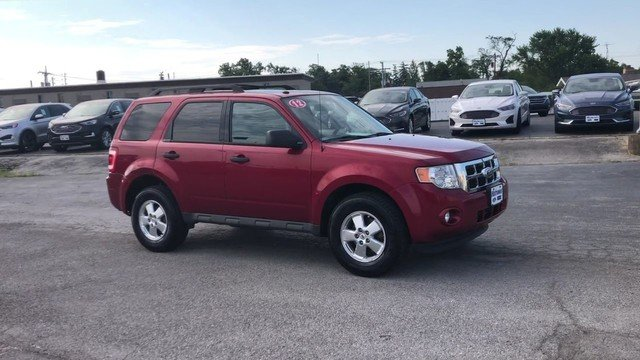 2012 Ford Escape XLT SUV FWD 4 Door 2.5L I4 Duratec Engine