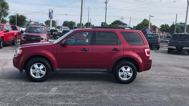 2012 Ford Escape XLT SUV Automatic 2.5L I4 Duratec Engine 4 Door FWD