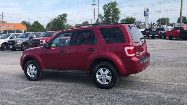 2012 Ford Escape XLT 2.5L I4 Duratec Engine FWD 4 Door SUV