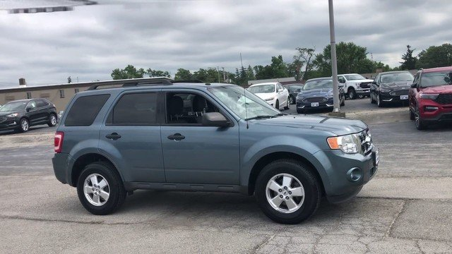 2012 Ford Escape XLT 2.5L I4 Duratec Engine FWD Automatic SUV