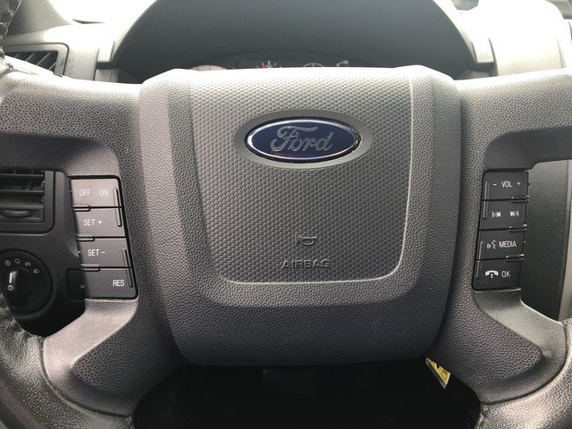 2012 Steel Blue Metallic Ford Escape XLT Automatic 4 Door SUV 2.5L I4 Duratec Engine FWD