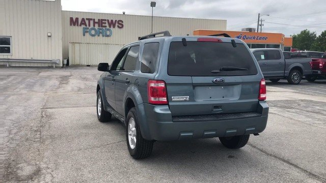 2012 Ford Escape XLT FWD 4 Door SUV