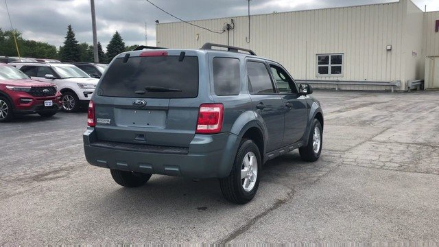 2012 Steel Blue Metallic Ford Escape XLT Automatic 4 Door 2.5L I4 Duratec Engine FWD