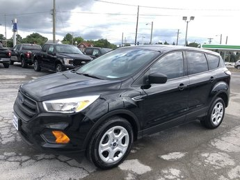 2017 Ford Escape S 2.5L I-VCT Engine Automatic FWD SUV