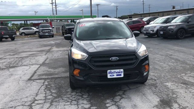 2017 Shadow Black Ford Escape S 4 Door Automatic FWD