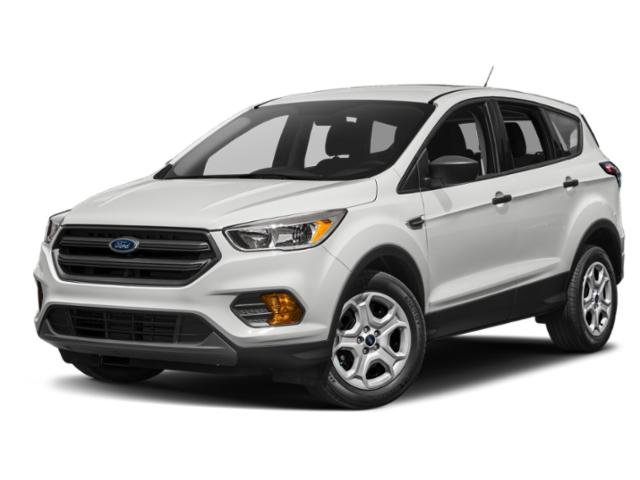 2019 Oxford White Ford Escape S Automatic SUV FWD