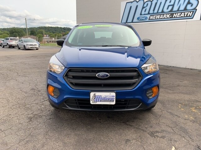 2019 Ford Escape S SUV 4 Door Automatic
