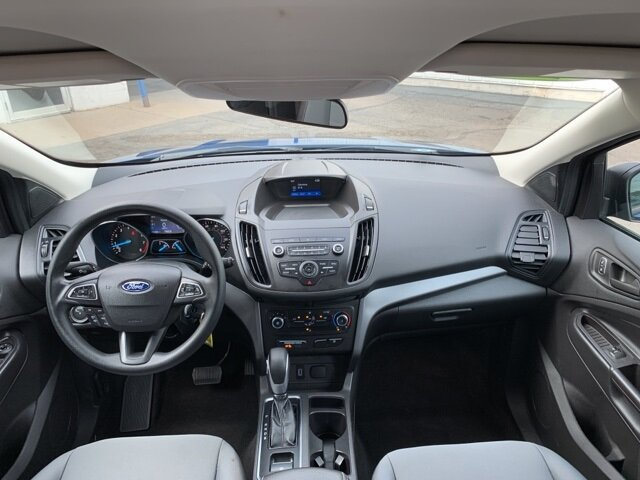 2019 Ford Escape S 4 Door 2.5 L 4-Cylinder Engine Automatic SUV