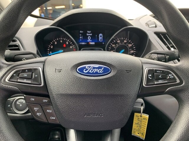 2019 Lightning Blue Metallic Ford Escape S SUV 4 Door Automatic FWD