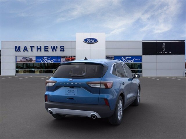 2021 Ford Escape SE 4 Door FWD SUV 1.5L EcoBoost Engine Automatic