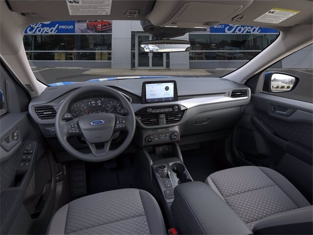 2021 Blue Ford Escape SE Automatic SUV FWD 1.5L EcoBoost Engine