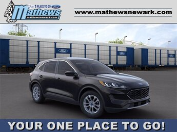 2020 Agate Black Metallic Ford Escape SE 1.5 L 3-Cylinder Engine FWD Automatic