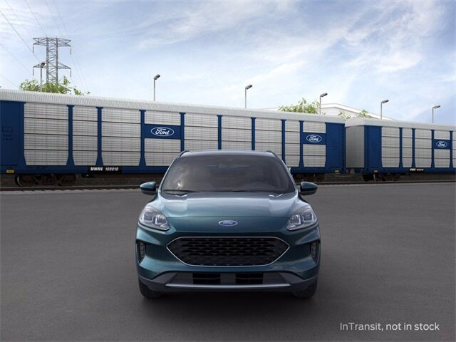 2020 DARK_PERSIAN_GREEN Ford Escape SE SUV 4 Door 1.5 L 3-Cylinder Engine FWD
