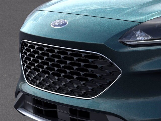 2020 DARK_PERSIAN_GREEN Ford Escape SE 1.5 L 3-Cylinder Engine Automatic SUV 4 Door FWD