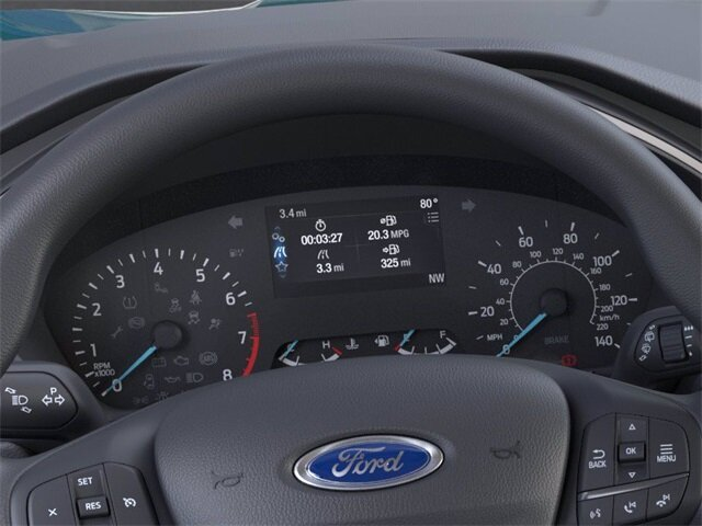 2020 DARK_PERSIAN_GREEN Ford Escape SE 1.5 L 3-Cylinder Engine FWD SUV Automatic