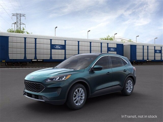 2020 Ford Escape SE FWD Automatic SUV 4 Door 1.5 L 3-Cylinder Engine
