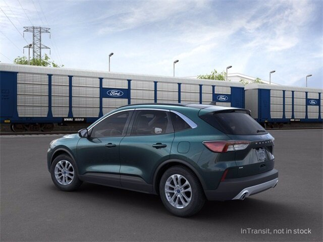 2020 DARK_PERSIAN_GREEN Ford Escape SE SUV 4 Door Automatic FWD 1.5 L 3-Cylinder Engine
