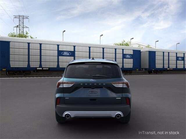 2020 Ford Escape SE SUV Automatic 1.5 L 3-Cylinder Engine 4 Door FWD