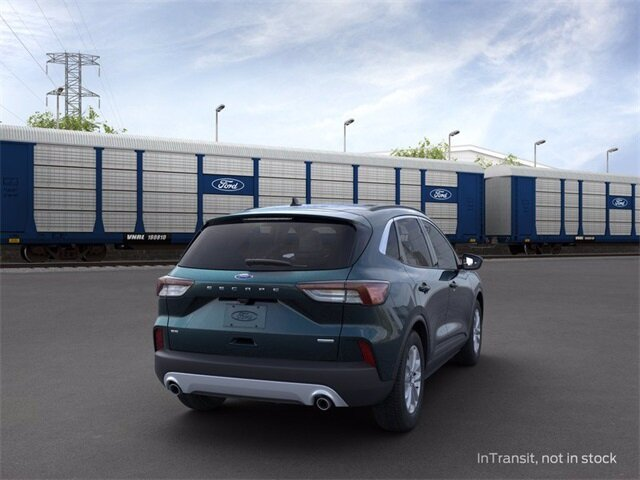 2020 Ford Escape SE FWD SUV Automatic 1.5 L 3-Cylinder Engine 4 Door