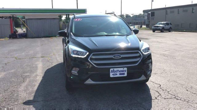 2017 Shadow Black Ford Escape SE 4 Door Automatic FWD