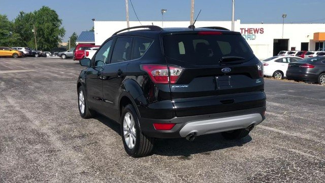 2017 Ford Escape SE FWD 1.5L 4-Cyl Engine Automatic SUV 4 Door