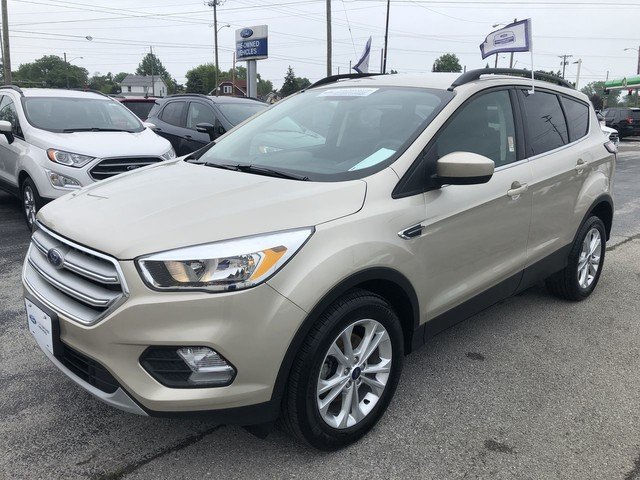 2018 Ford Escape SE Automatic FWD 1.5L 4-Cyl Engine 4 Door SUV