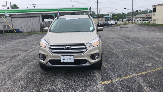 2018 Ford Escape SE SUV 1.5L 4-Cyl Engine 4 Door FWD Automatic
