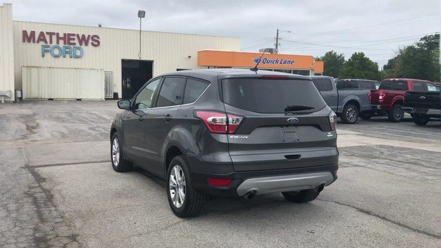 2017 Ford Escape SE FWD 1.5L 4-Cyl Engine SUV 4 Door