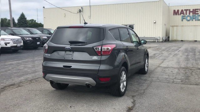 2017 Ford Escape SE 4 Door Automatic 1.5L 4-Cyl Engine FWD SUV