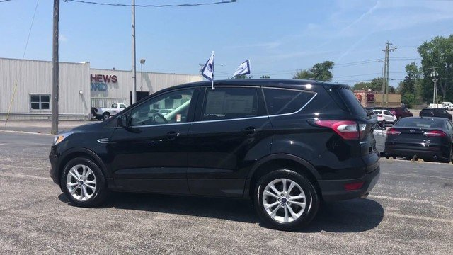 2017 Shadow Black Ford Escape SE 1.5L 4-Cyl Engine SUV 4 Door Automatic