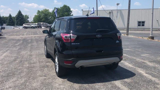 2017 Shadow Black Ford Escape SE 1.5L 4-Cyl Engine SUV Automatic FWD 4 Door