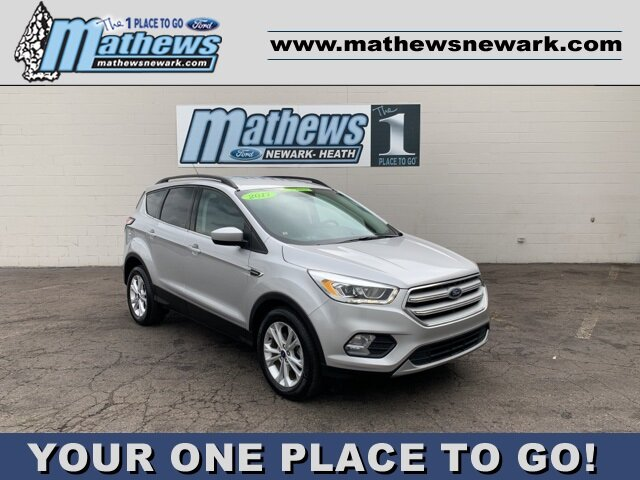 2017 Ford Escape SE 1.5 L 4-Cylinder Engine SUV FWD