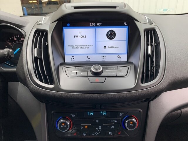 2017 Ford Escape SE 4 Door SUV Automatic