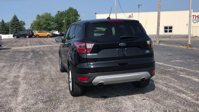 2017 Ford Escape SE SUV Automatic 1.5L 4-Cyl Engine FWD