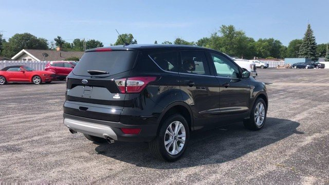 2017 Shadow Black Ford Escape SE 4 Door Automatic SUV FWD