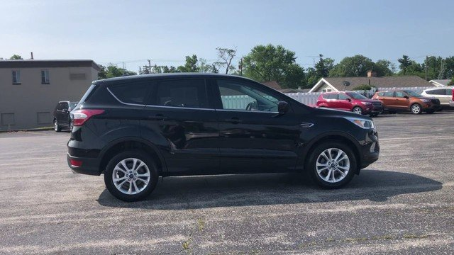 2017 Shadow Black Ford Escape SE Automatic 1.5L 4-Cyl Engine FWD