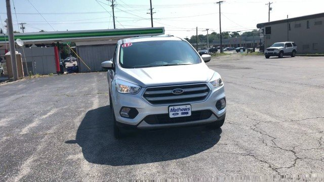 2017 Ford Escape SE SUV Automatic 1.5L 4-Cyl Engine