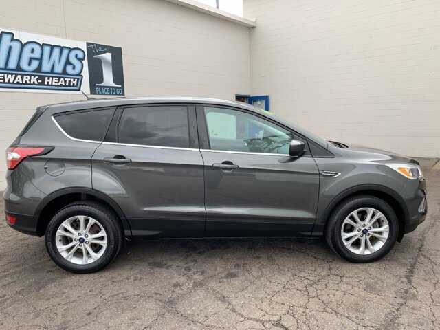 2017 Ford Escape SE Automatic 1.5 L 4-Cylinder Engine SUV
