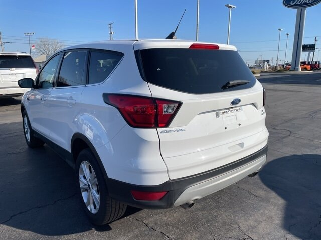2019 Ford Escape SE SUV 1.5L EcoBoost Engine 4 Door Automatic FWD